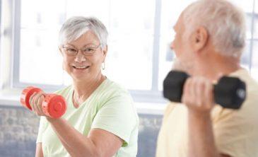 Cinco consejos para el ejercicio en la tercera edad