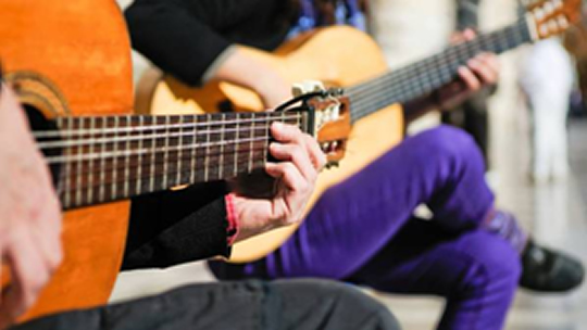 Musicoterapia, una expresión para todas las edades