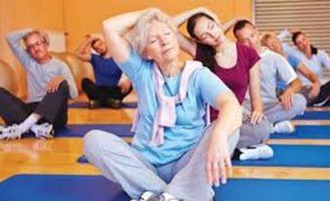 Actividad física y tercera edad: valores para el cuerpo y la mente.