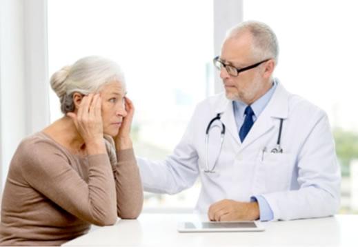 El problema del vértigo en el adulto mayor