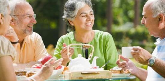 Nutrición en la tercera edad: factor fundamental para la salud.