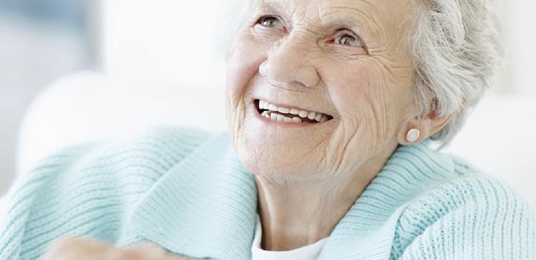 El cuidado de la piel en los adultos mayores.