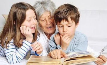 Fuente de sabiduría: El rol del adulto mayor en la familia.