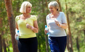 Importancia del ejercicio en la tercera edad.