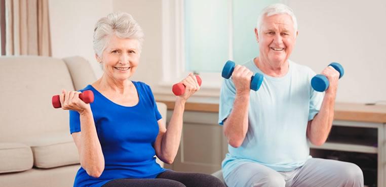 Incrementa la masa muscular para una mejor calidad de vida