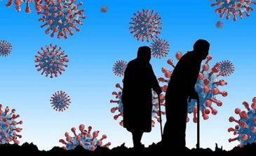 Personas mayores lidian mejor con el distanciamiento social durante la pandemia