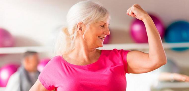 El ejercicio reduciría el riesgo de fractura de cadera en mujeres