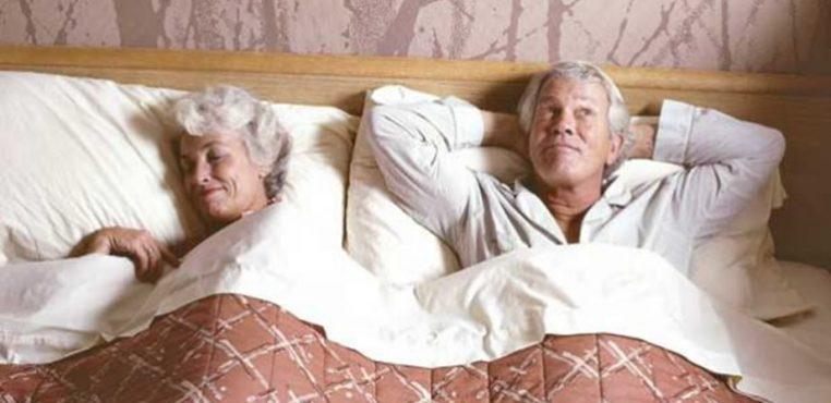 Problemas del sueño en la vejez
