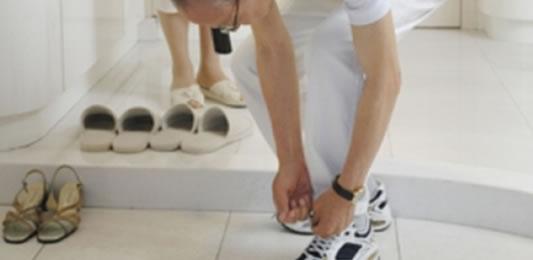 Conoce cuál es el calzado adecuado en la tercera edad