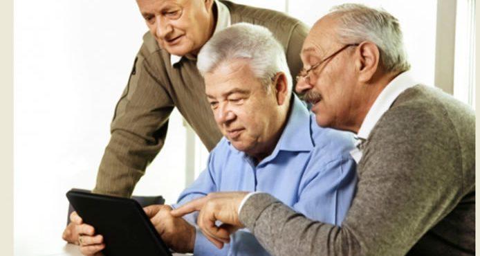 Las nuevas tecnologías y el adulto mayor.