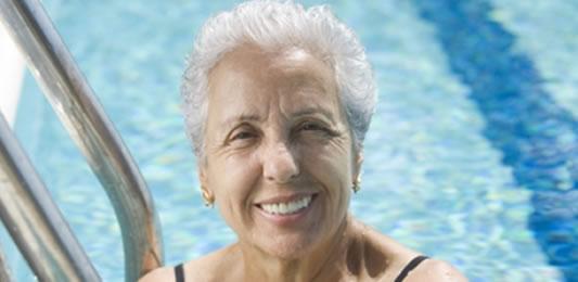 Beneficios de la hidrogimnasia en la tercera edad