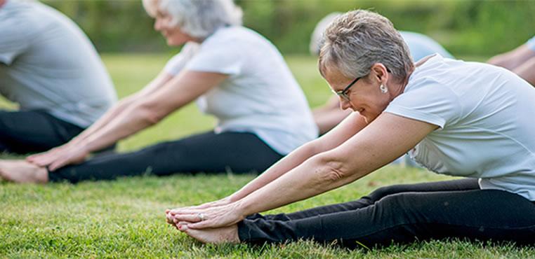 Yoga, buena para todos