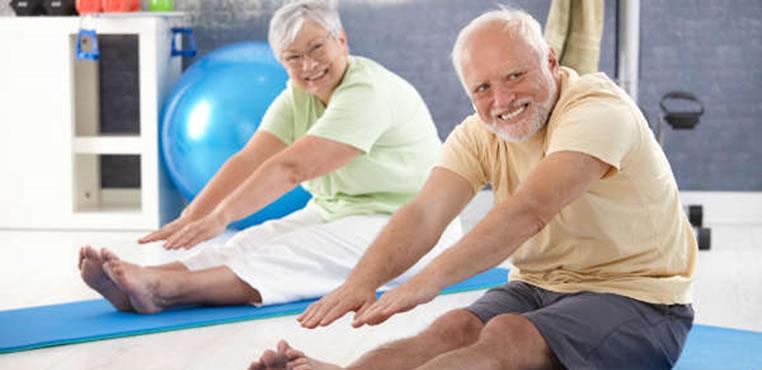 Los mejores deportes para las personas mayores de la tercera edad