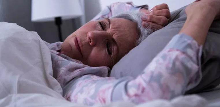 Cómo dormir 8 horas a los 80 años